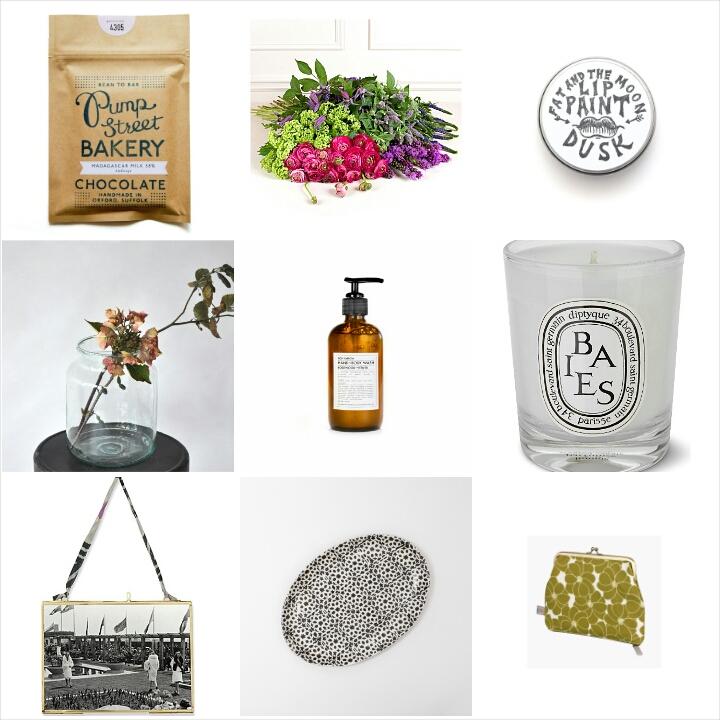 Mother Day edit, littlegreenshed blog