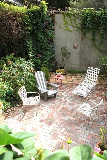 back yard dreaming - littlegreenshed blog