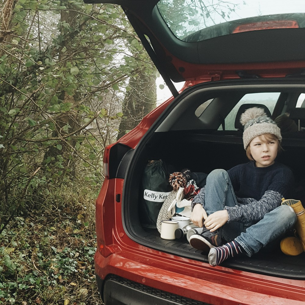 Littlegreenshed UK Lifestyle & Travel Blog - Review of Hyundai Tucson