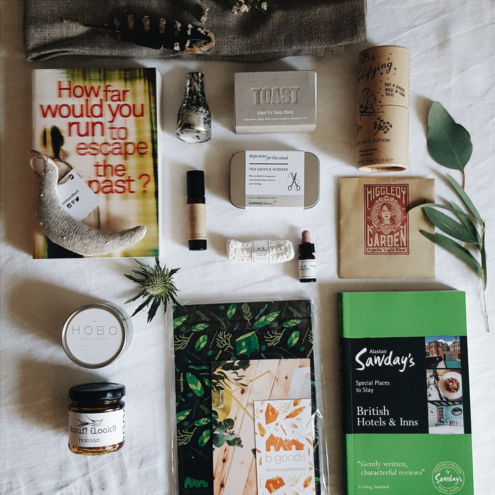 Sisterhood goody bag - Littlegreenshed UK Lifestyle & Travel blog