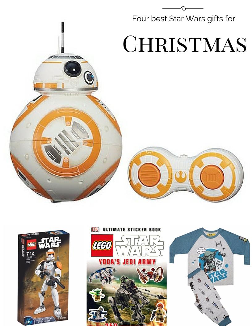Littlegreenshed UK Lifestyle & Travel blog - Christmas gift guide Star wars