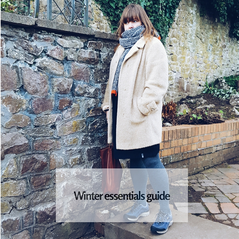Winter essentials guide - Littlegreenshed UK Lifestyle & travel blog