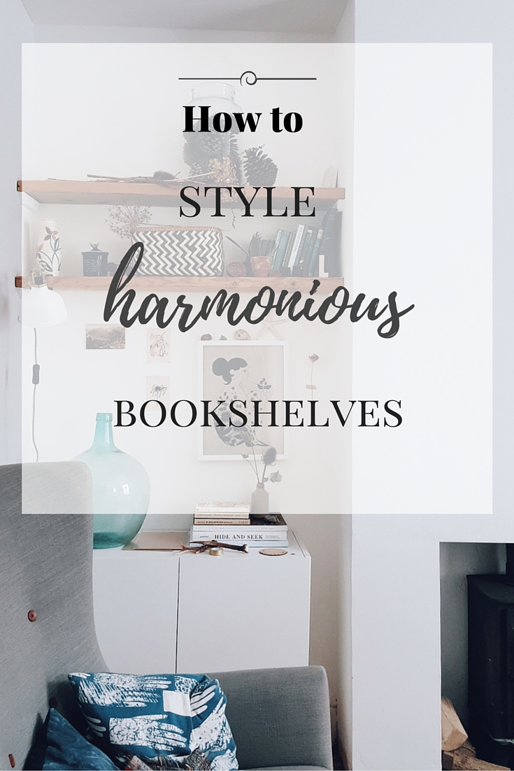 harmonious book shelves littlegreenshed blog