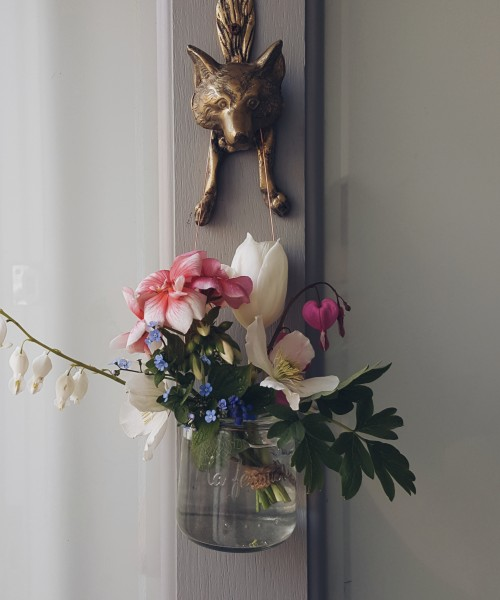 Littlegreenshed blog may day posies