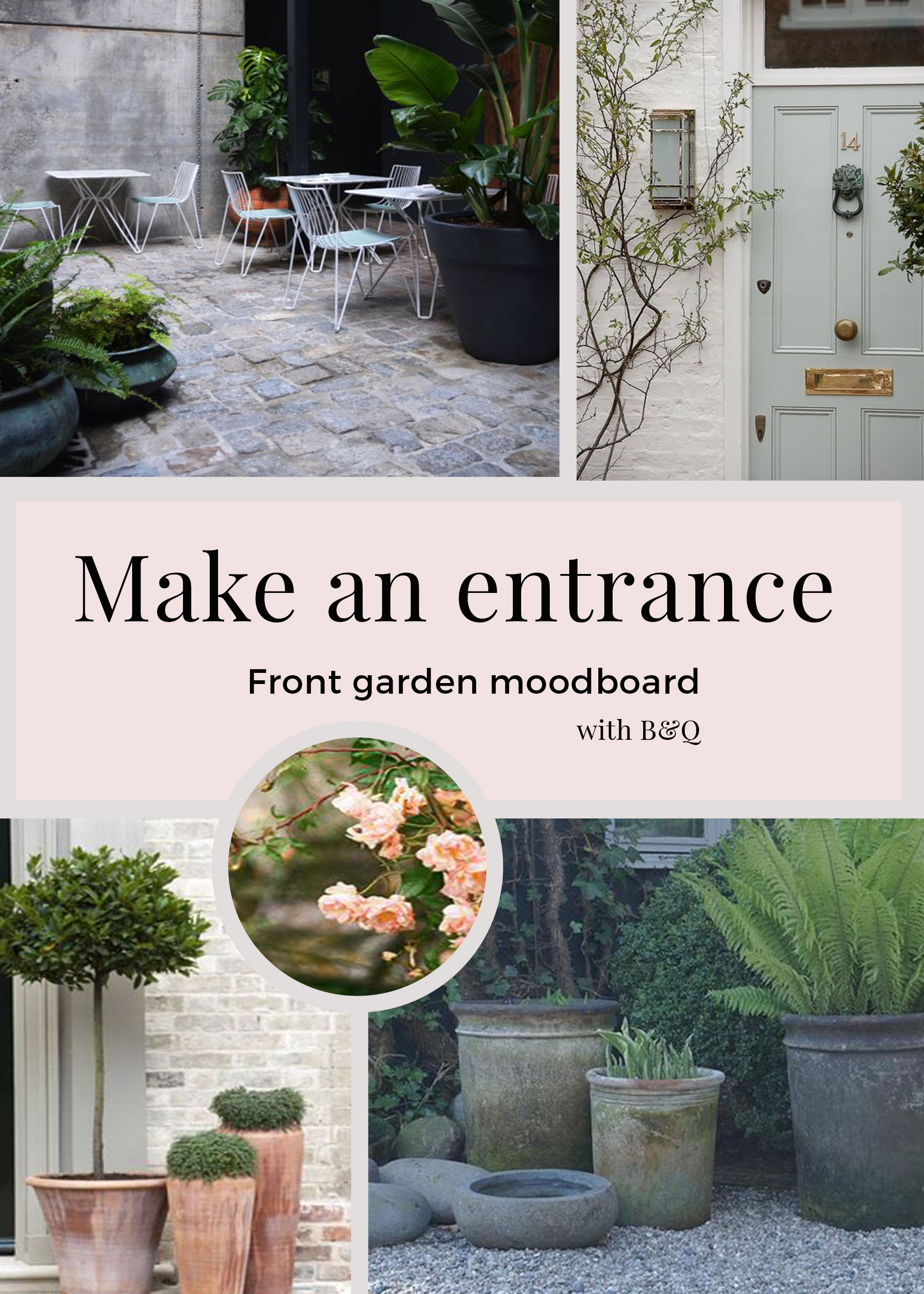 make an entrance bandq