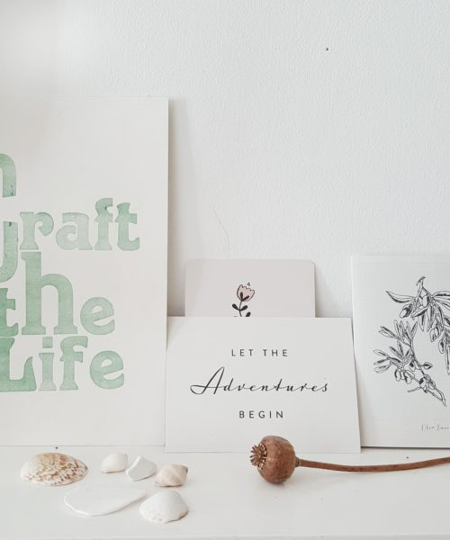 littlegreenshed blog craft the life
