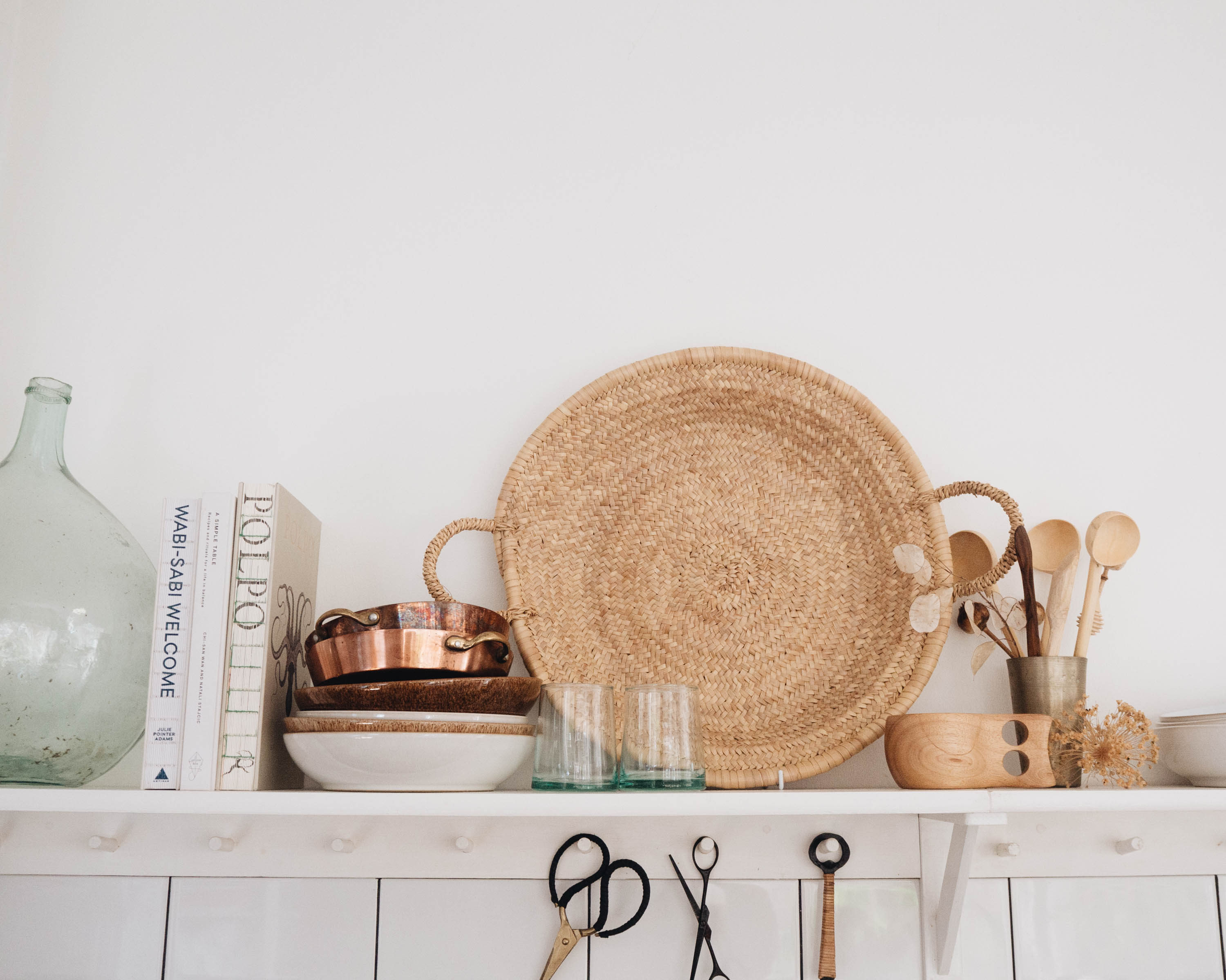 Simple Living // Modern Rustic trend with Denby...