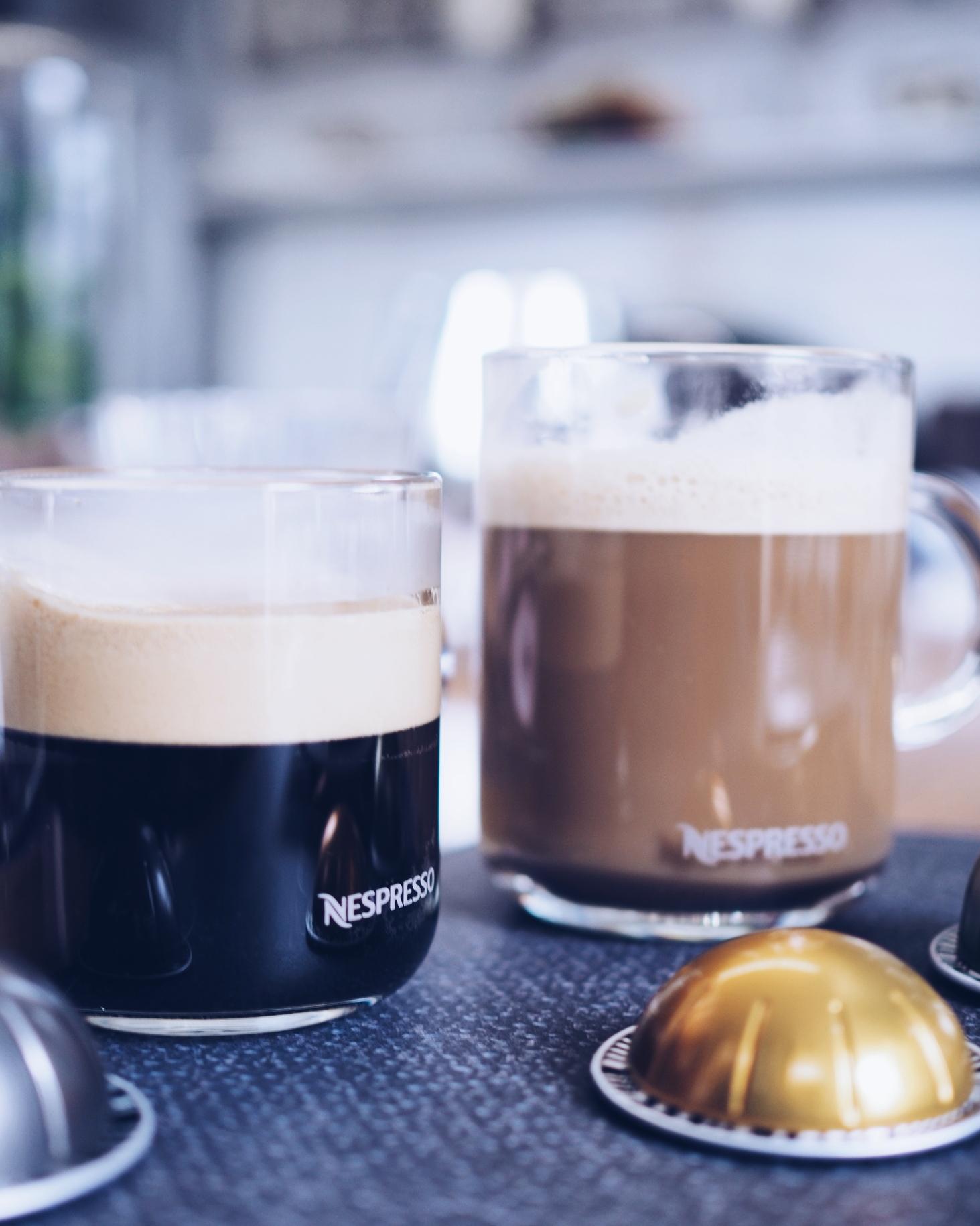 Nespresso Cheltenham Literature Festival coffee redefined