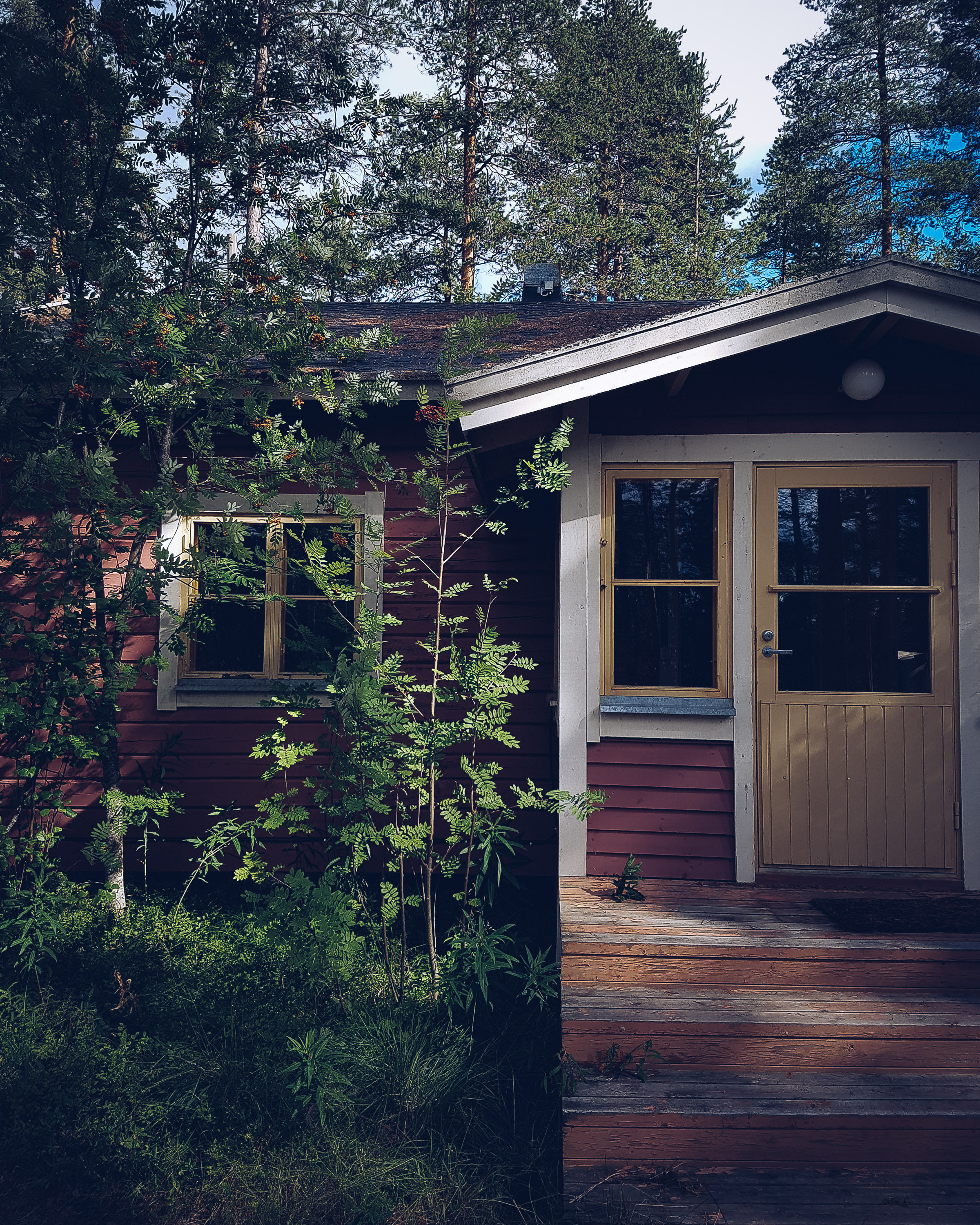 Hossa Finland National Park Littlegreenshed 2017