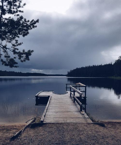 Hossa Finland National Park Littlegreenshed 2017