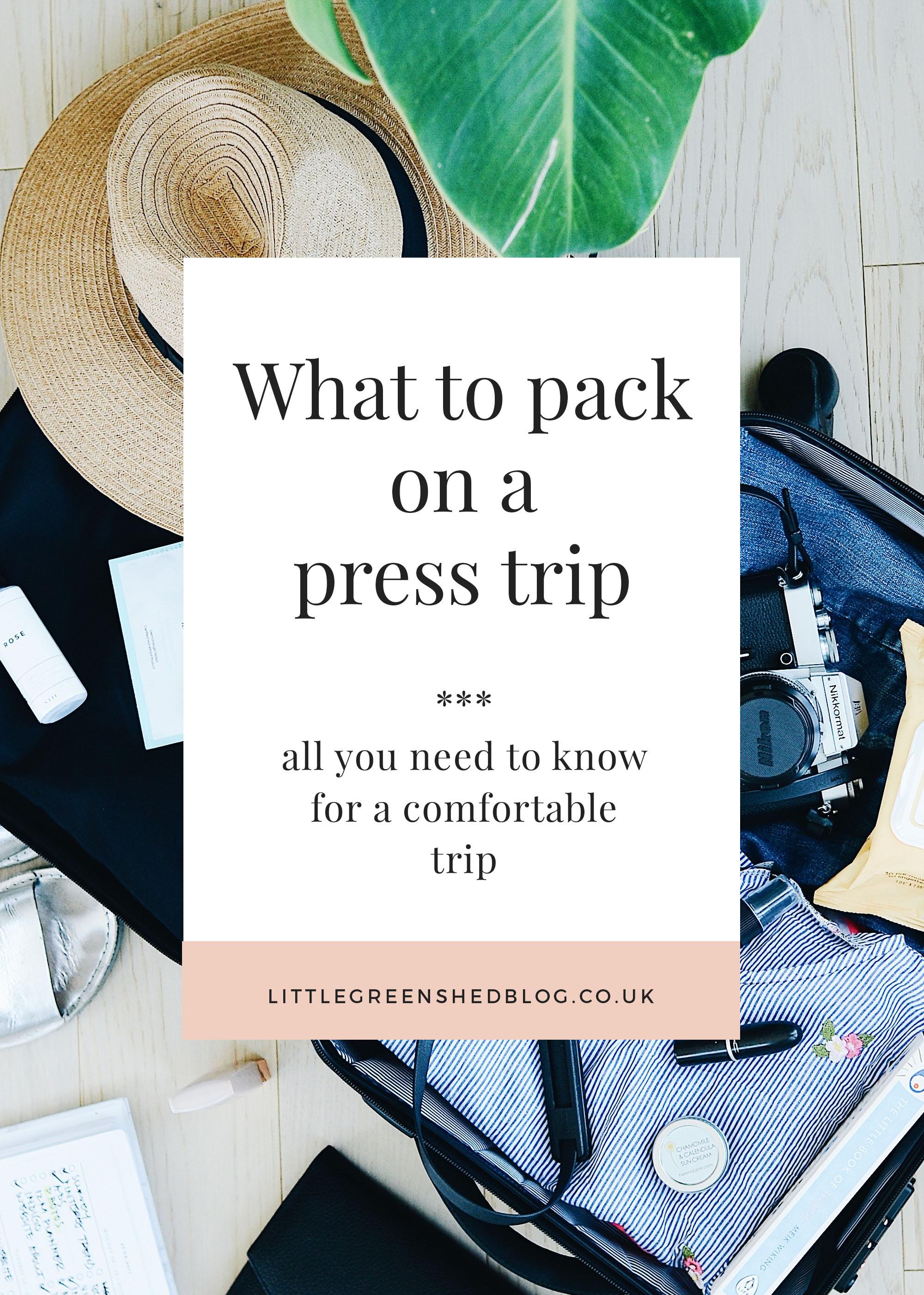 press trip