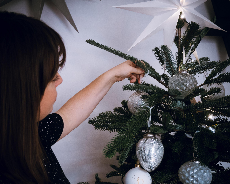 Umbrella Christmas Tree Uk.Seasonal Rituals Oh Christmas Tree With Balsam Hill