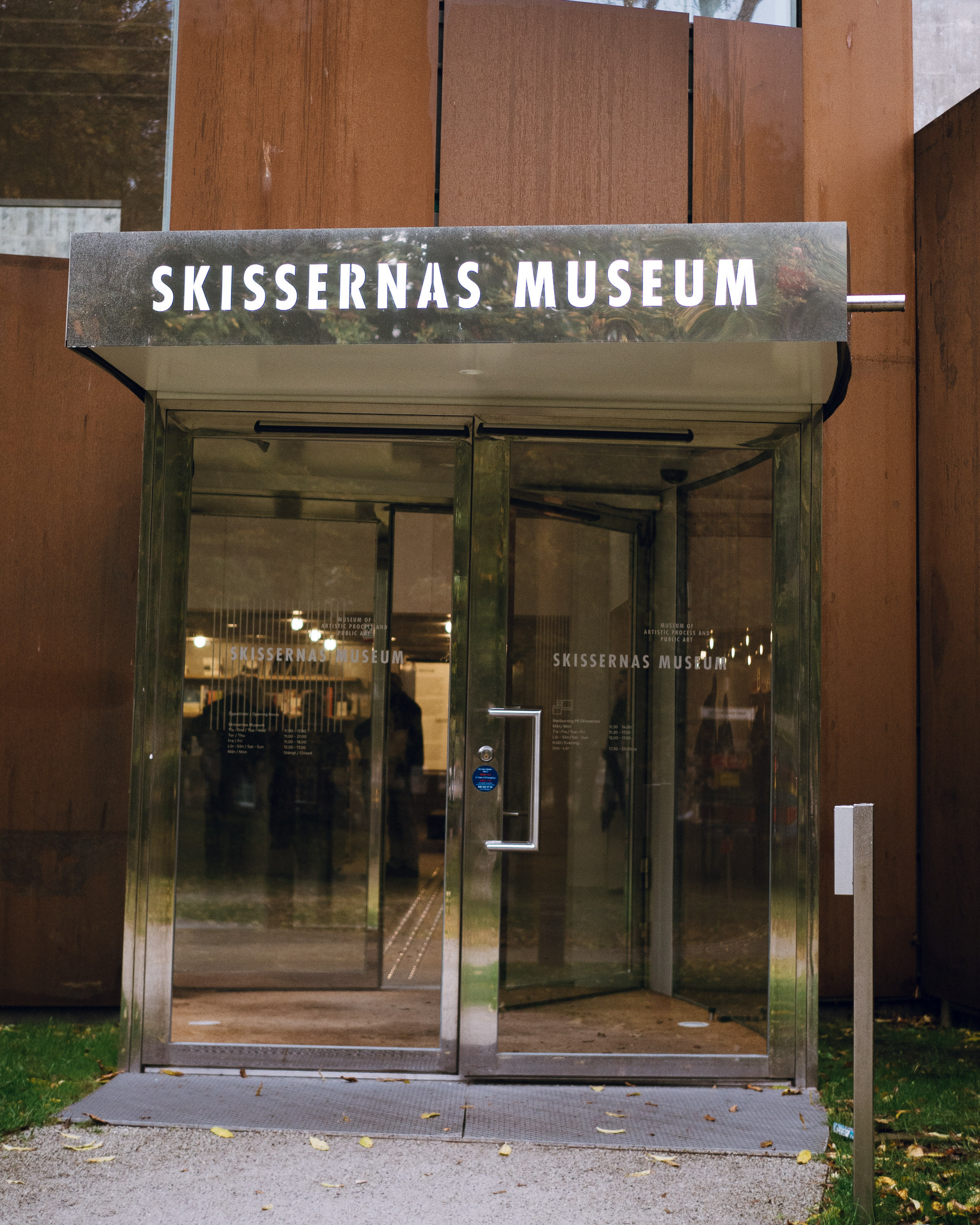 sweden part 2 lund and the skissernas museum