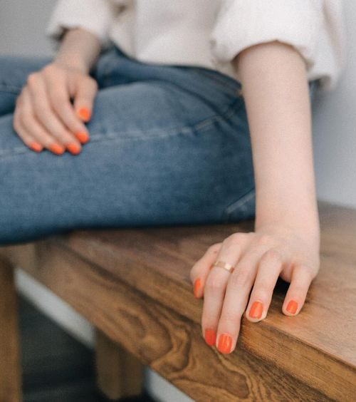 top nail colours for winter littlegreenshed blog