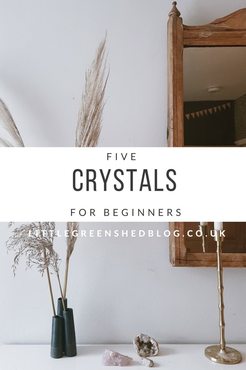 5 crystals for beginners