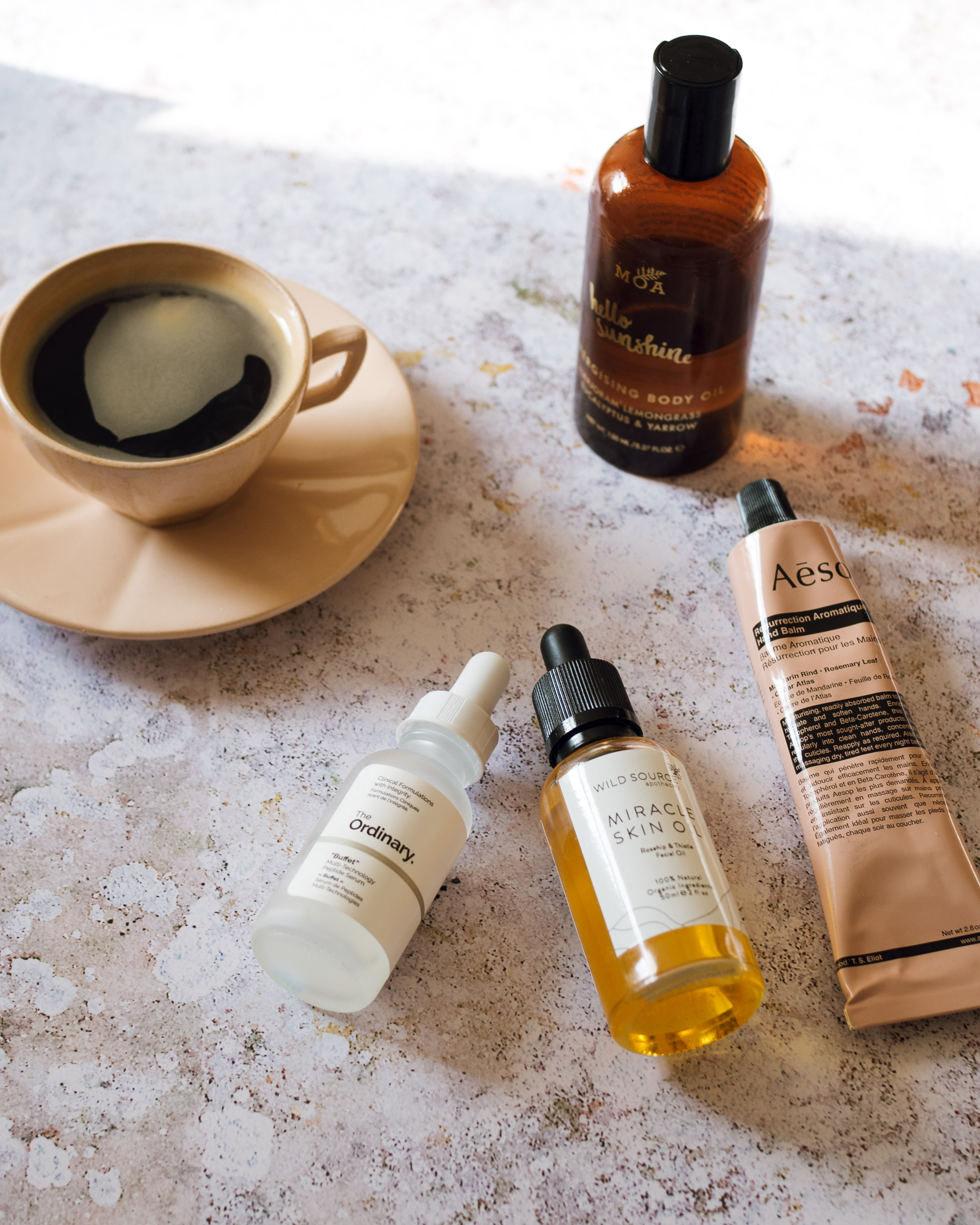 Beauty | My skin care routine - updated