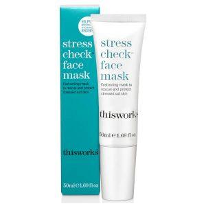 Stress face mask