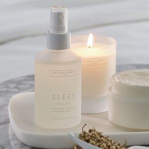 Sleep body oil