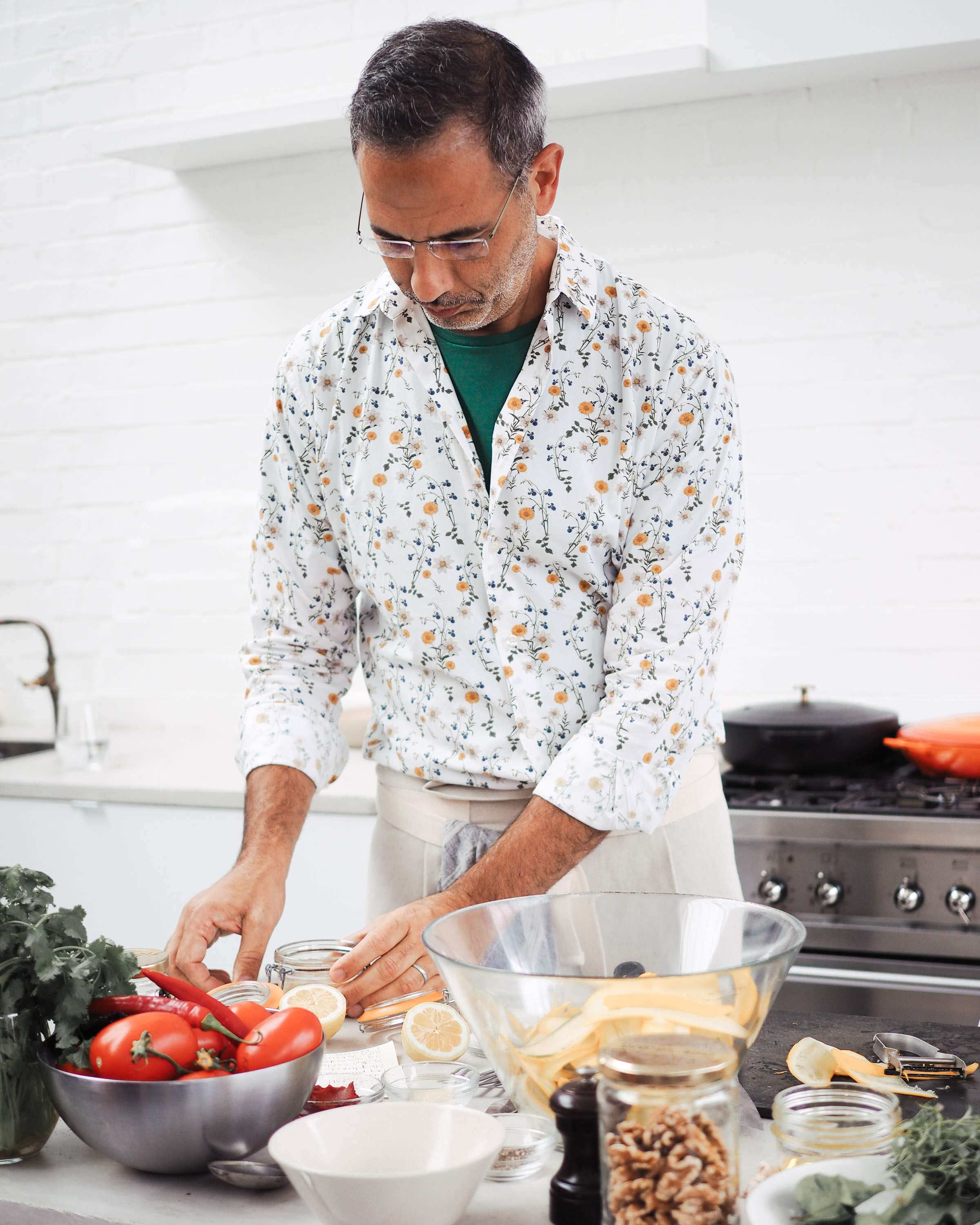 Lifestyle The Happy Foodie Cook Book Club With Ottolenghi