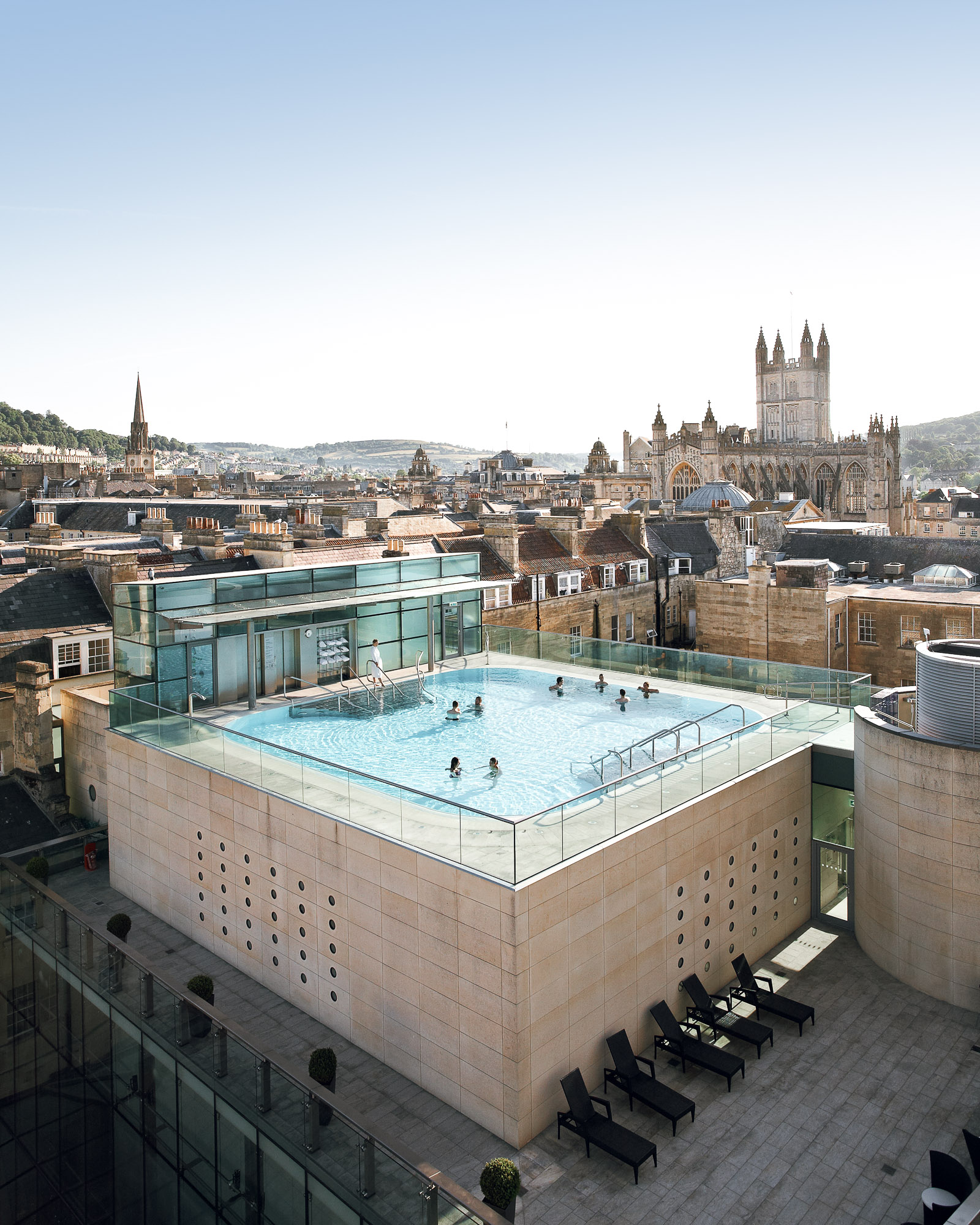 Travel A Pamper Day At Thermae Bath Spa