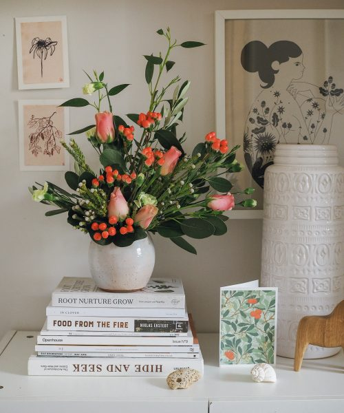 bloom and wild william morris flowers